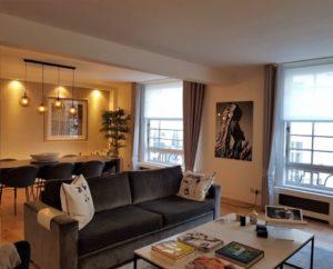 Belgravia Living Room Curtains