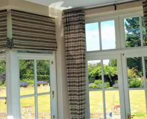Curtains and Blinds Stripe