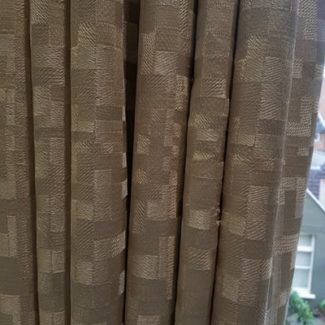 Curtains in London