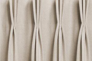 Pinch Pleat Curtain Heading