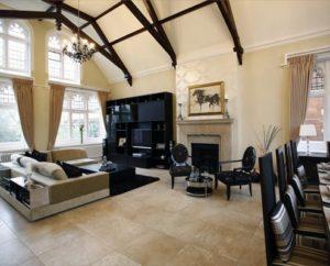 Royal Connaught Park Interiors