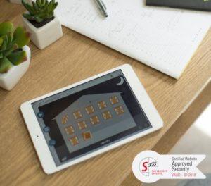 TaHome iPad