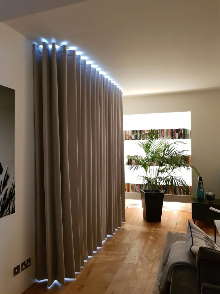 Wave Curtains Amp Wave Curtain Tracks Made Curtains London