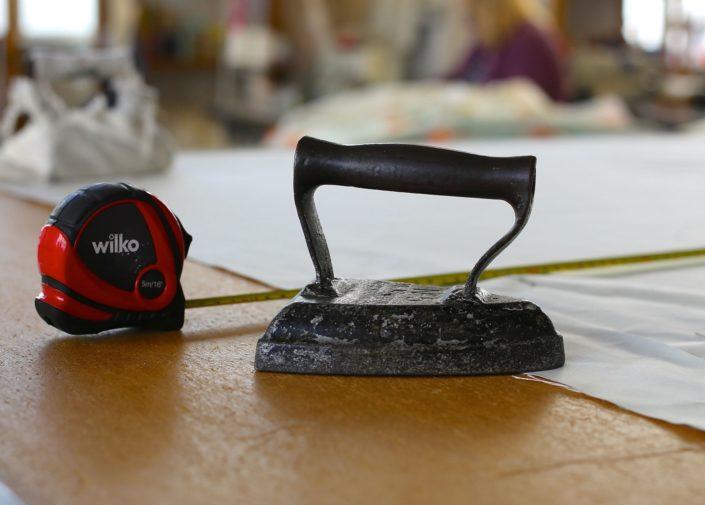Workroom Ironing