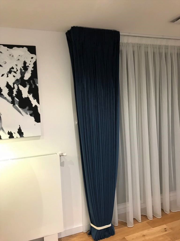 Voile Curtains Made To Measure