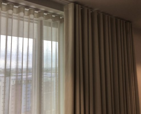 Wave Voiles And Wave Curtains