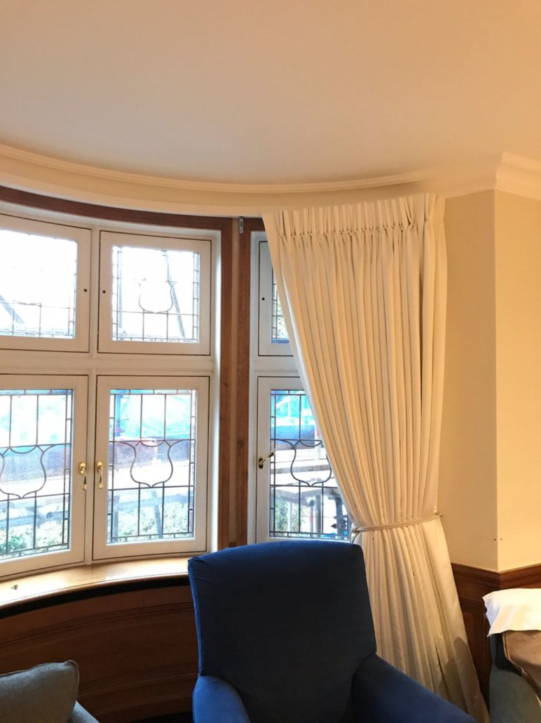 Bay Window Curtains Ready Made Curtains For Bay Windows