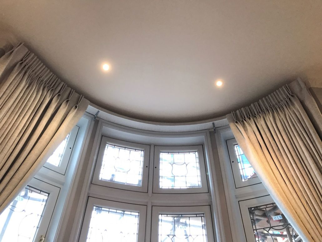Picture of: Bay Window Curtains Ready Made Curtains For Bay Windows